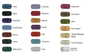 Color of gauge wire wire center great craft works beadalon wholesale bead jewlery making supply rh greatcraftworks com wire size amperage chart wire gauge chart greentooth Image collections